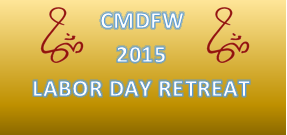 2015 Chinmaya Mission Labor Day Retreat @ Chinmaya Mangalam.
