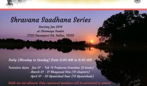Shravana Saadhana Series-2