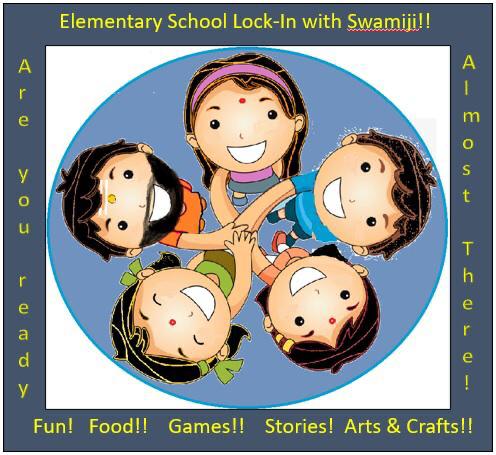 Elementary School Lock In